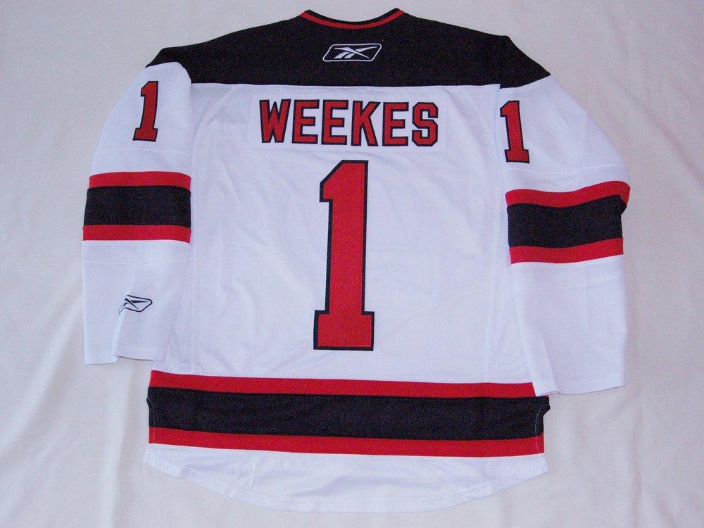 NJ Devils - WEEKES 1