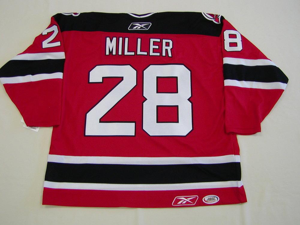 Albany Devils - MILLER 28