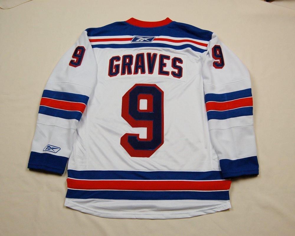 NY Rangers - GRAVES 9