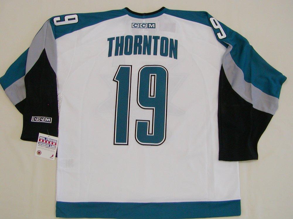 San Jose Sharks - THORNTON 19