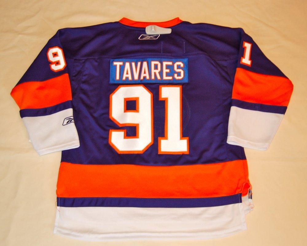 NY Islanders - TAVARES 91