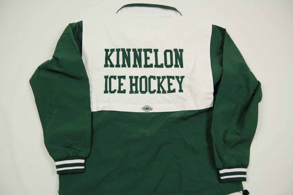 Kinnelon Ice Hockey jacket.