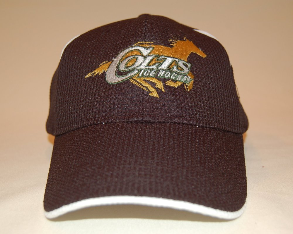 Kinnelon Colts Ice Hockey embroidered cap.