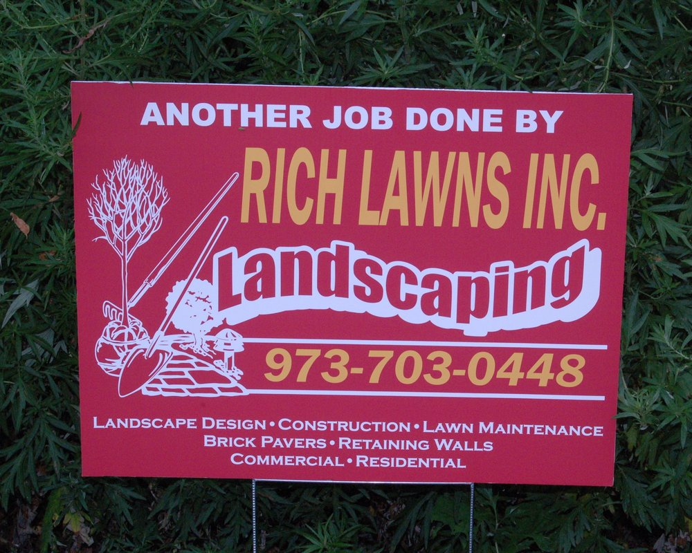 Rich Lawns sign 2.JPG