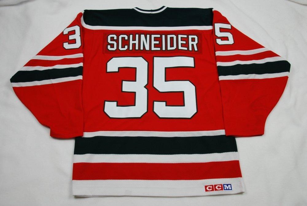 NJ Devils - SCHNEIDER 35