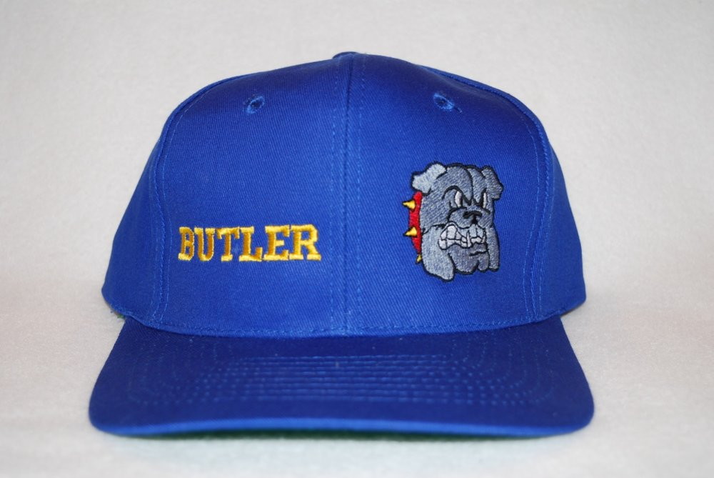 Butler Bulldogs embroidered cap