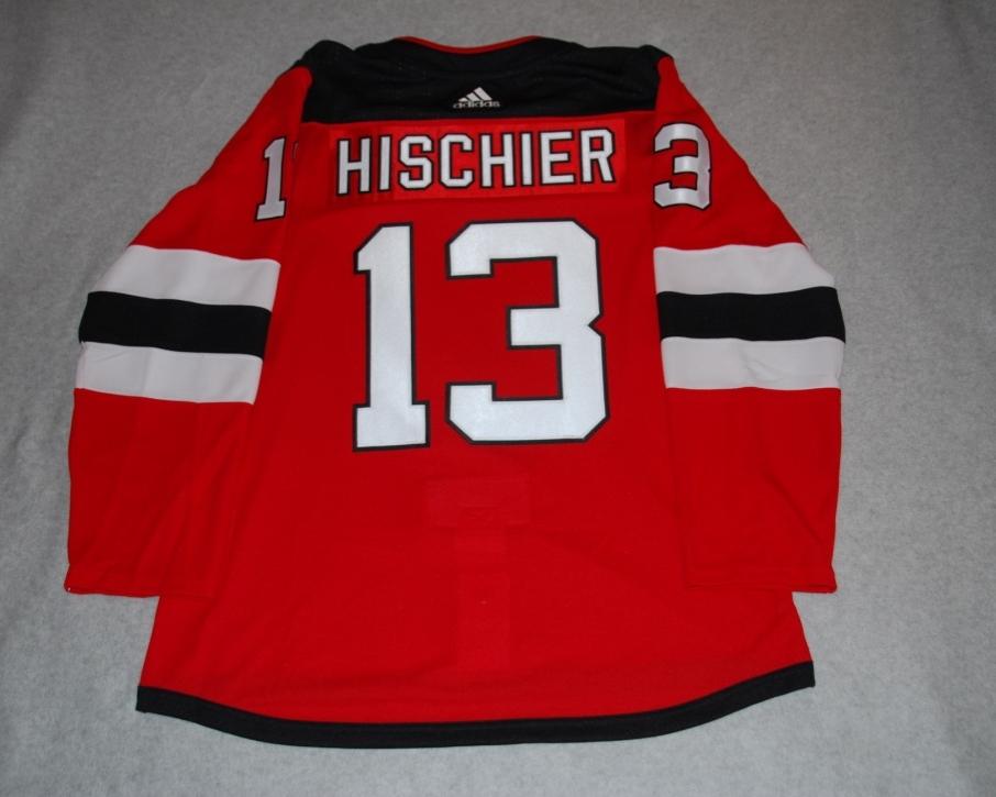 NJ Devils - HISCHIER 13