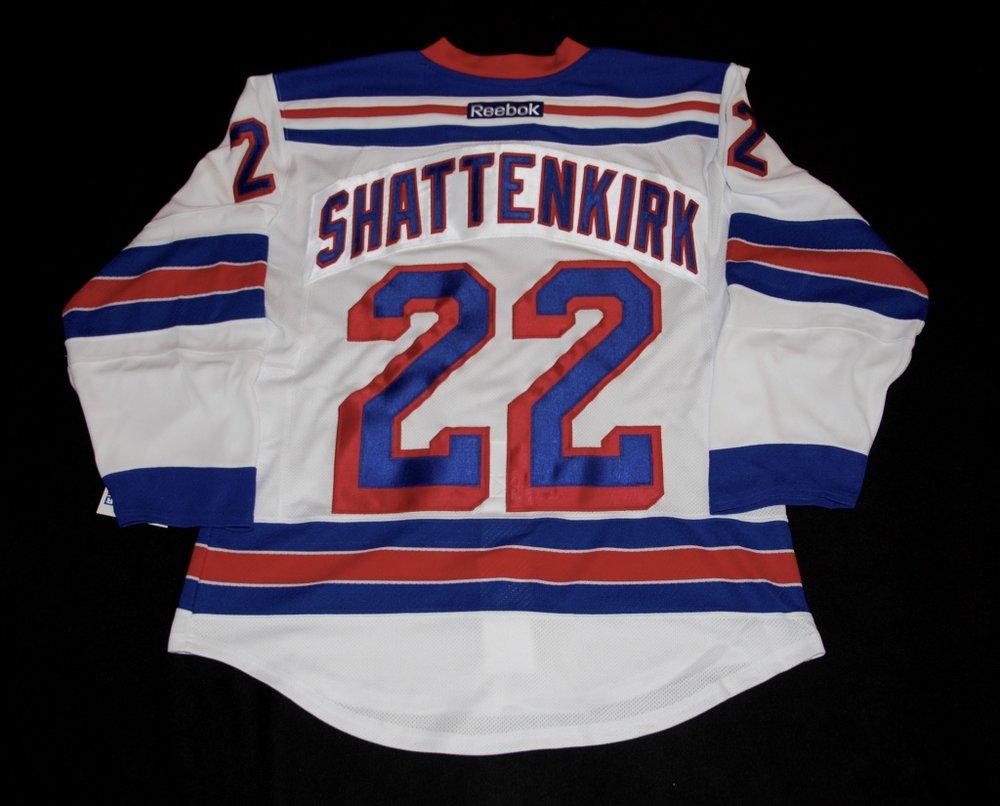 NY Rangers - SHATTENKIRK 22