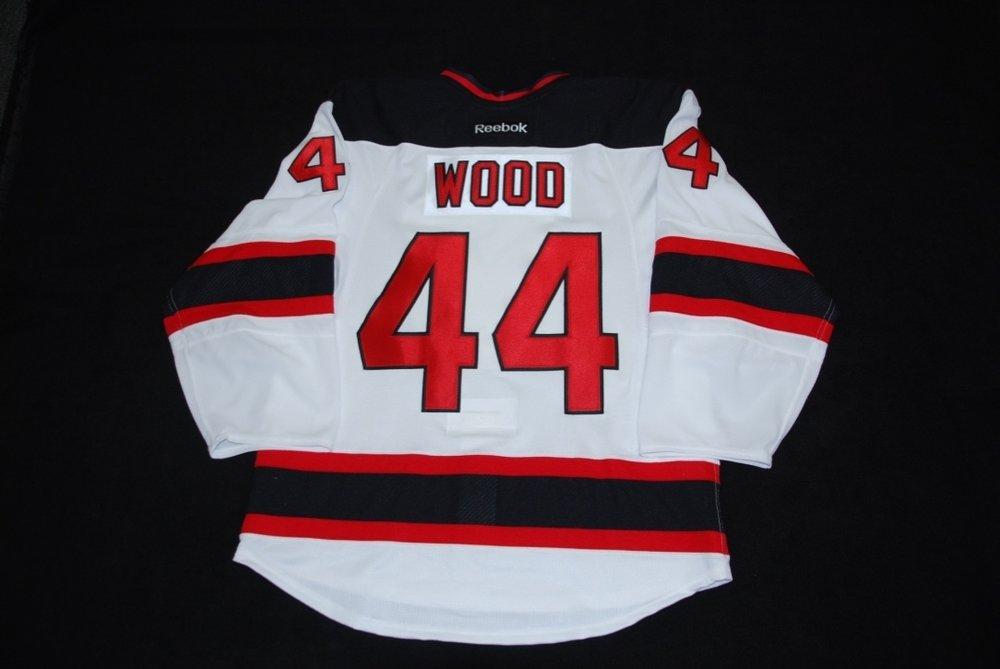 NJ Devils - WOOD 44