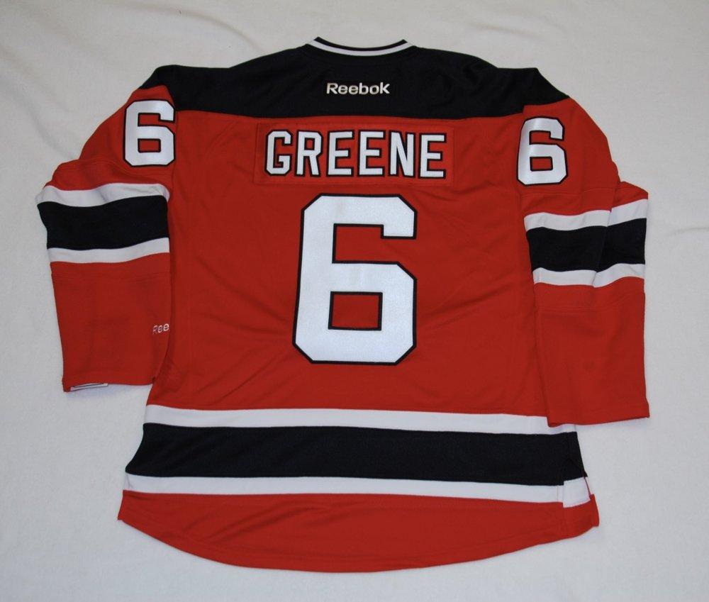 NJ Devils - GREENE 6