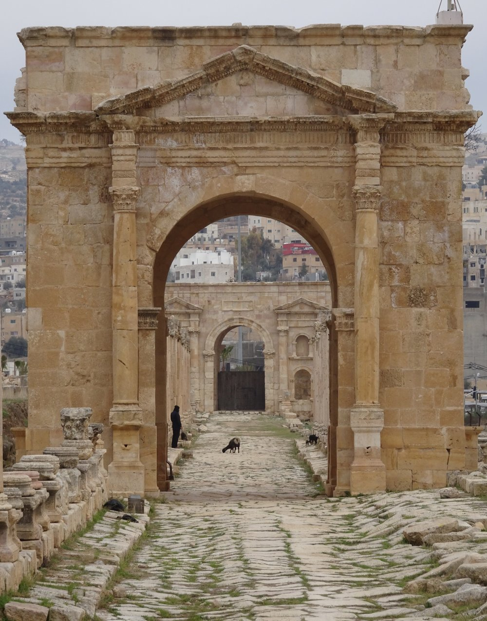 Magnificent Jerash, Jordan