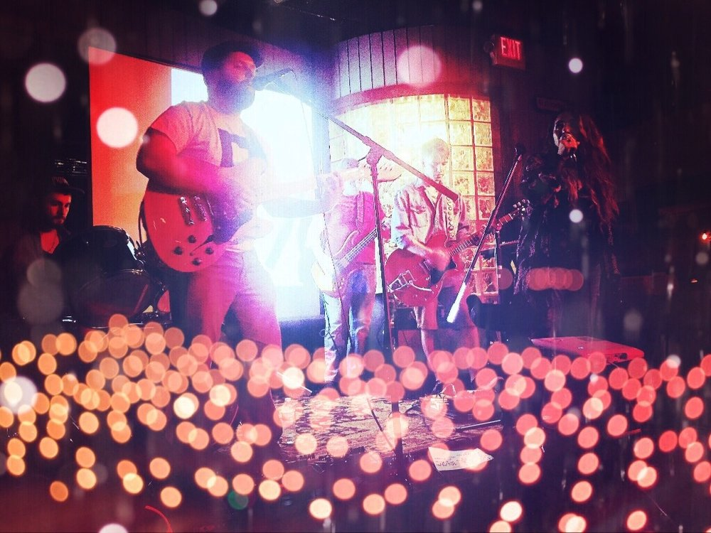 Epicure Cafe - Album Release Show