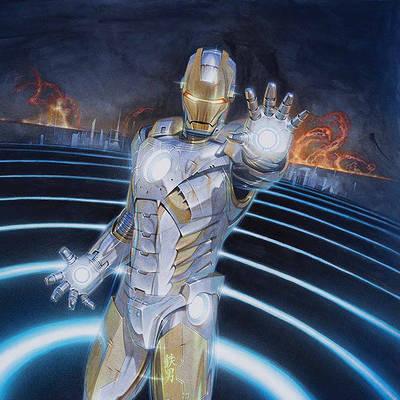 Gentle Giant Hajime Soyarama Iron Man