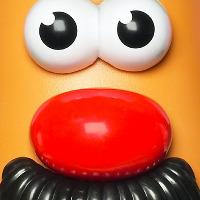 Hasbro Mr. & Mrs. Potato Head