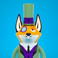 Jeff Pidgeon Trickster Fox