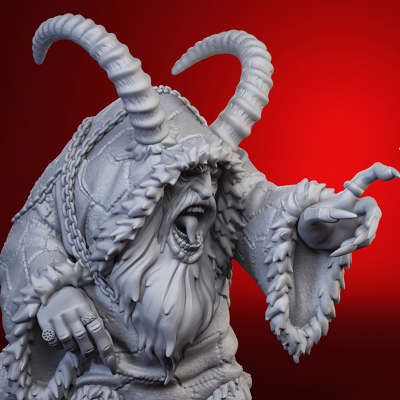 Krampus for WETA