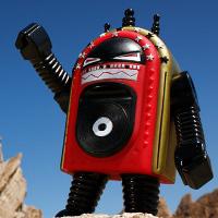 DJ Shadow Juke Bot