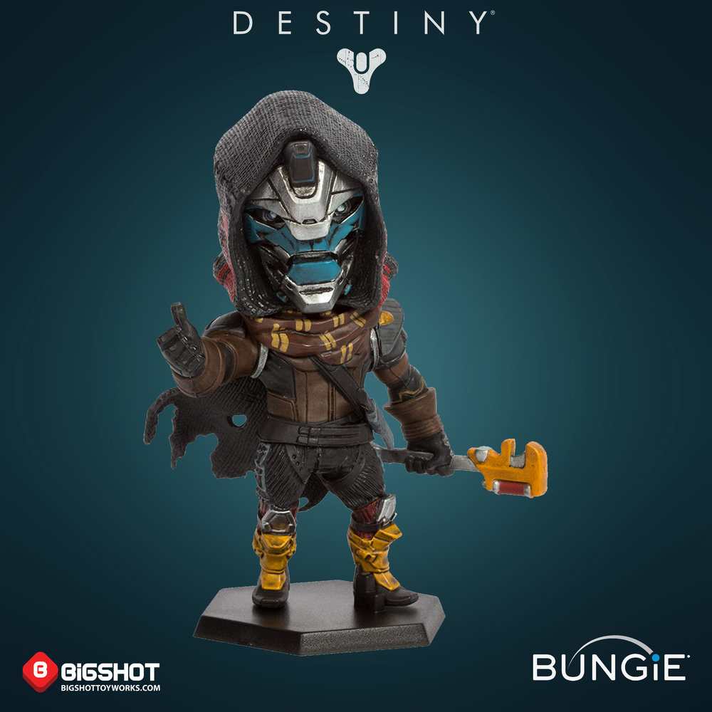 Bungie Destiny Cayde Production .jpg
