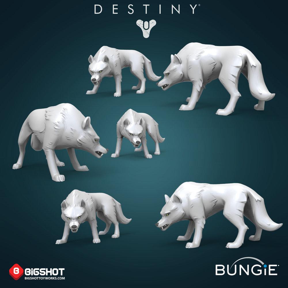 Bungie Destiny Wolves sculpt.jpg