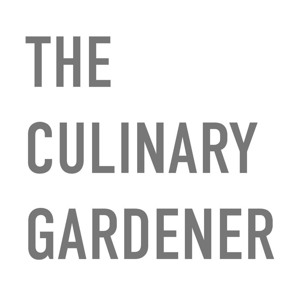 The Culinary Gardener