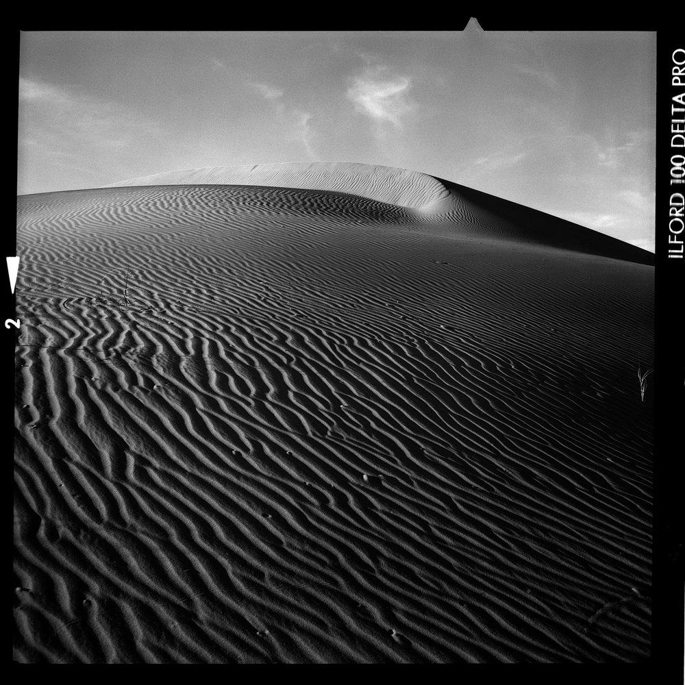 Imperial Dunes | Medium Format