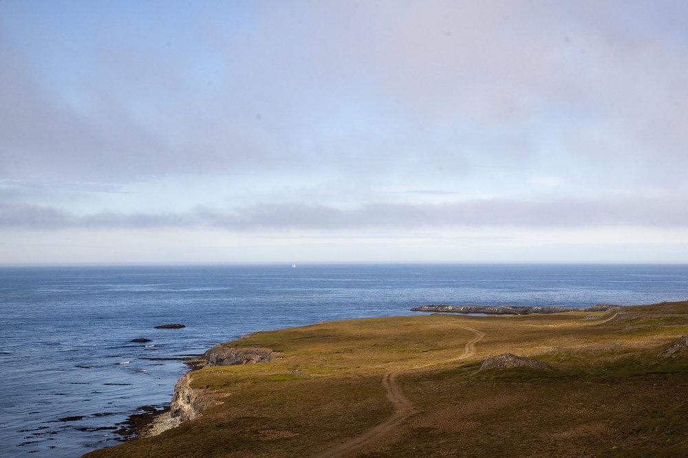 North Iceland Coast
