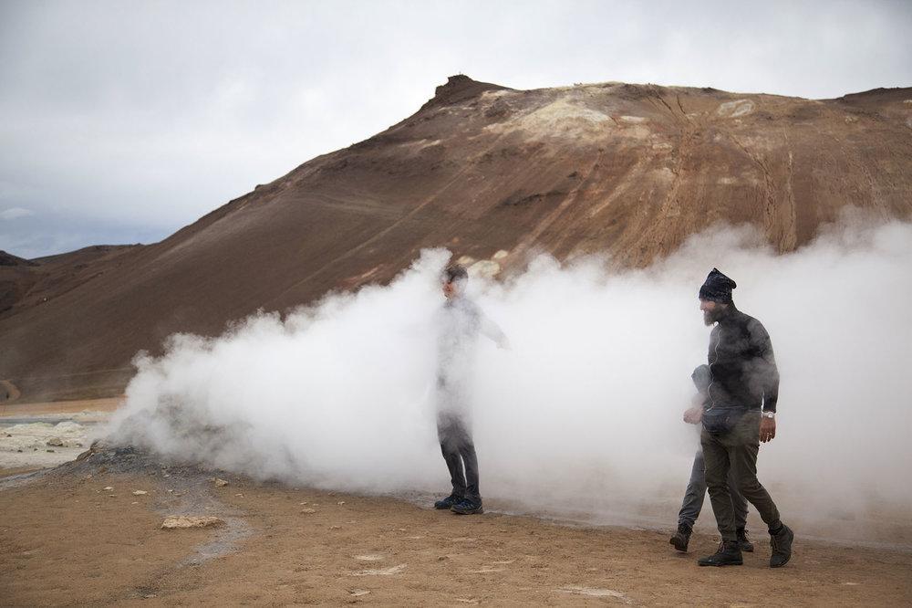Namaskard Volcanic area, Iceland
