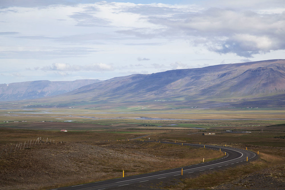 We drove a loop around Iceland on the Ring Road, AKA Route 1. It's a fantastic way to see the country during the summer months.