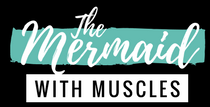 The Mermaid with muscles