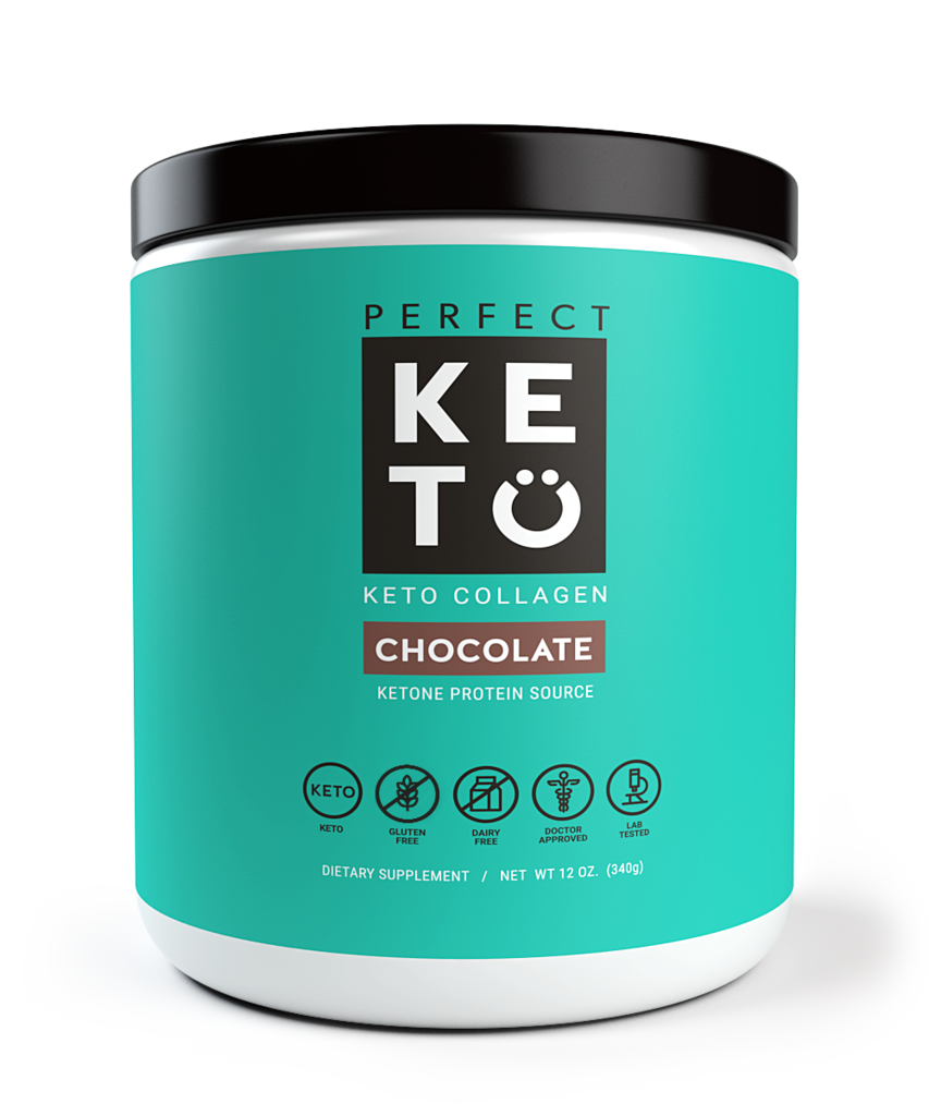 Copy of Perfect Keto Chocolate Collagen