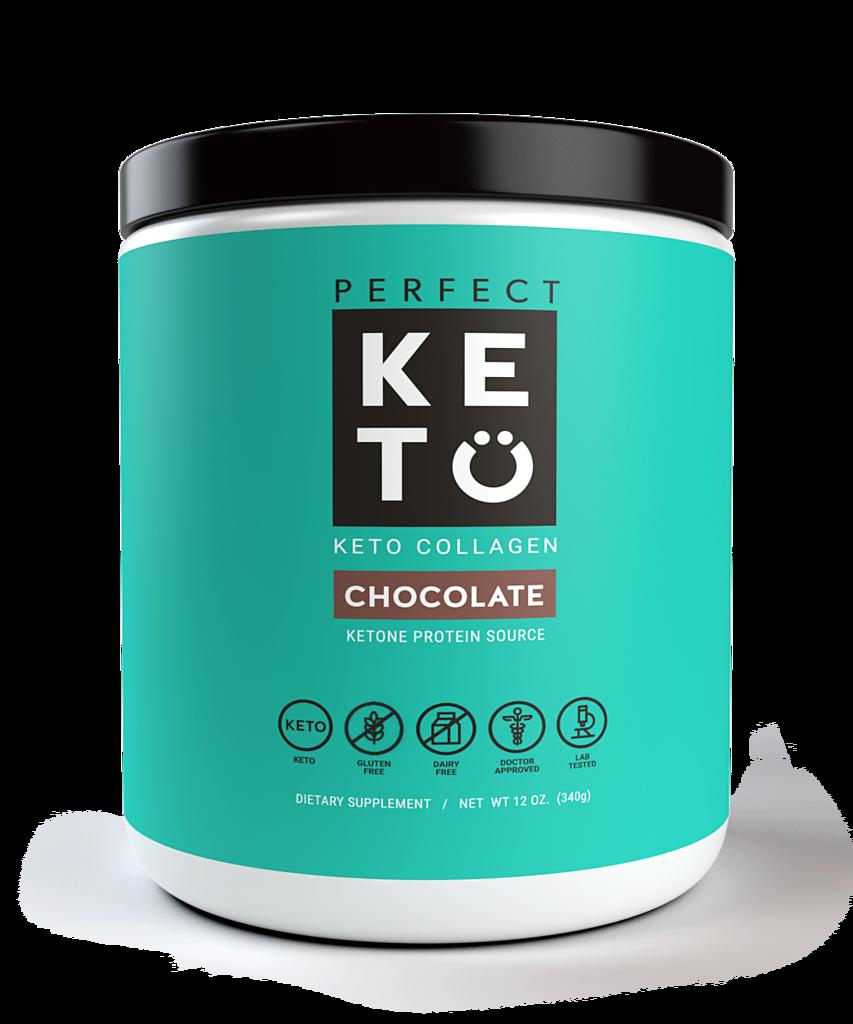 Perfect Keto Chocolate Collagen