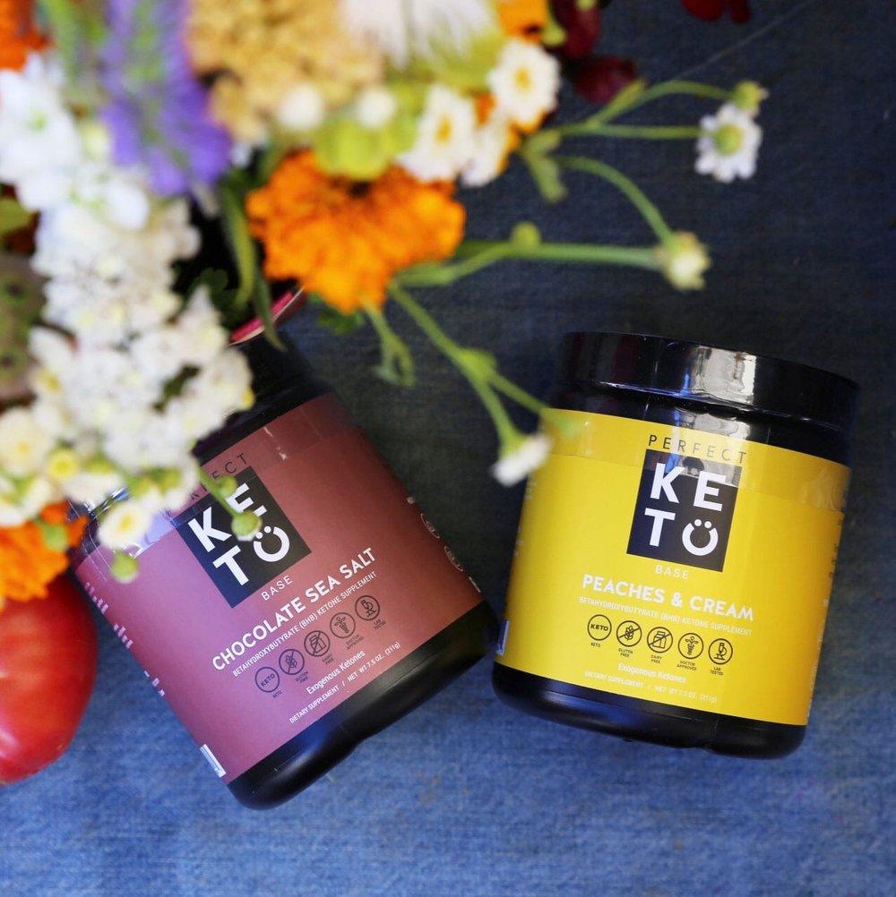 perfect Keto exogenous Ketones