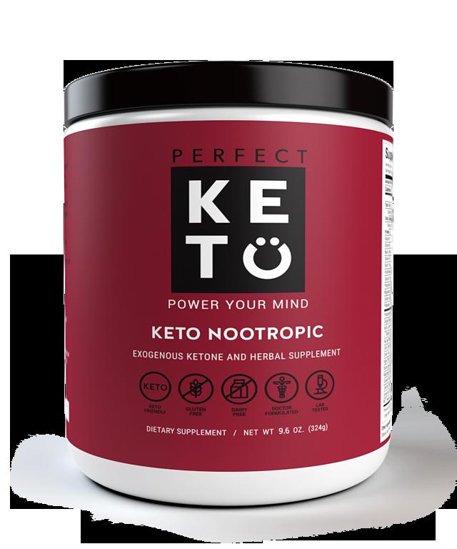 Perfect Keto Nootropic