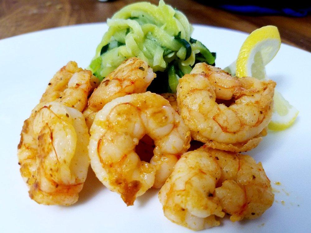low carb shrimp recipe
