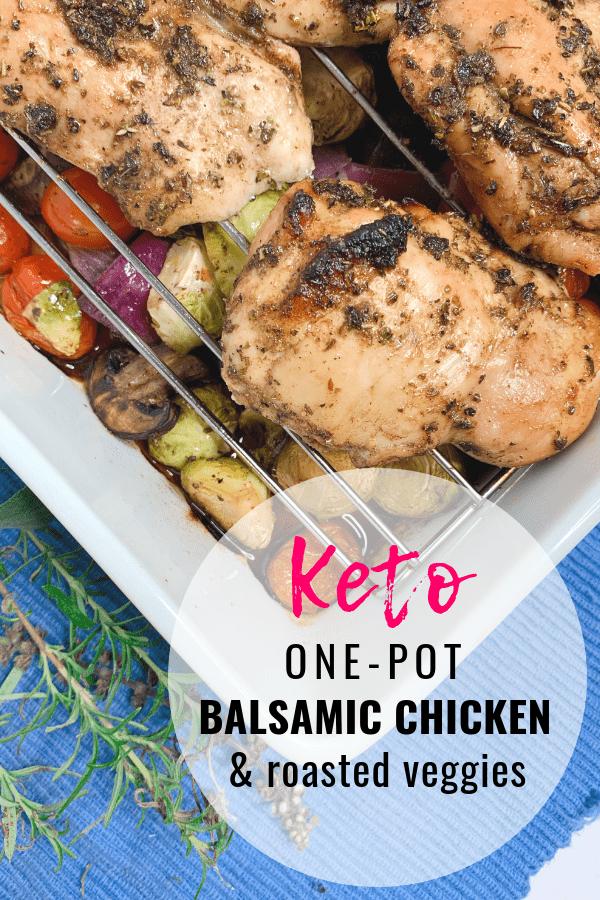 Easy Keto Chicken Dinner Recipe