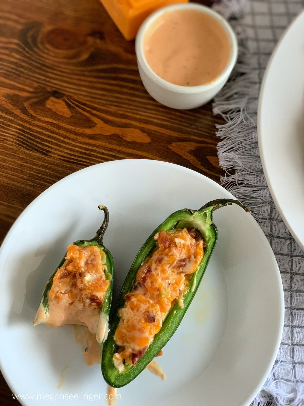 Keto Jalapeno Poppers Savory Fat Bombs Recipe