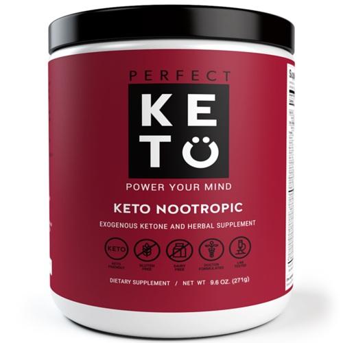 Ketones & Herbs for Mental Clarity