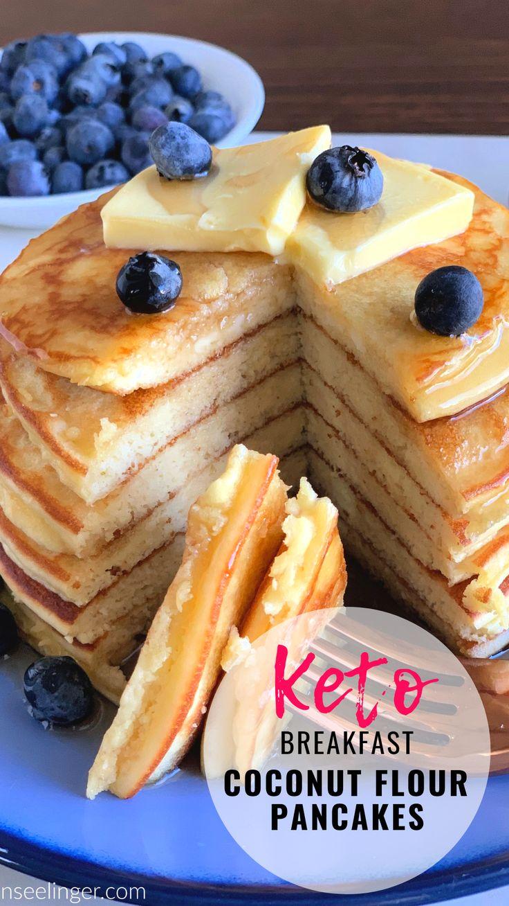 keto pancake recipes