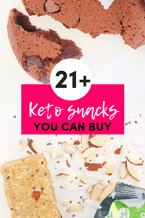 21+ Keto Sugar Free Snacks to Buy