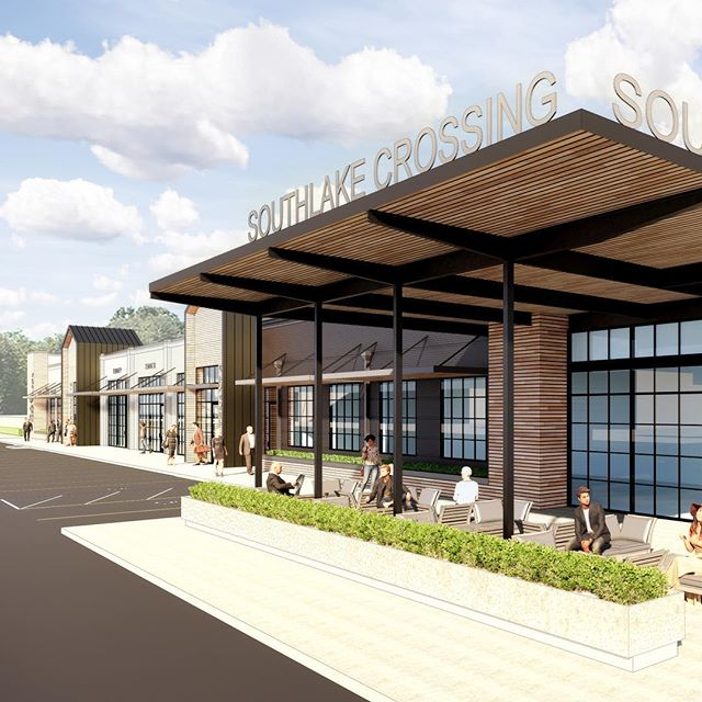 Adaptive reuse breathes new life into old buildings, conserving resources and historic value. Introducing Southlake Crossing, formerly Skate City. You won't believe this transformation!!!