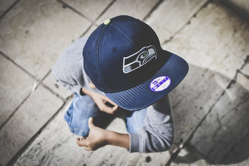 our hat collection -