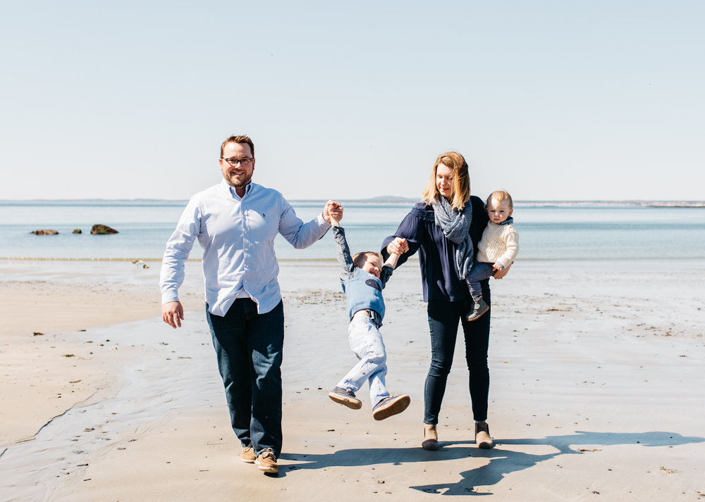 southern maine lifestyle family photographer