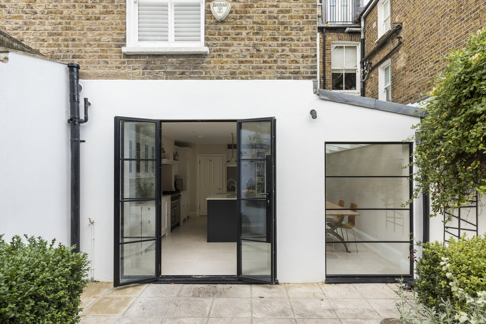 Shepherd's Bush Renovation