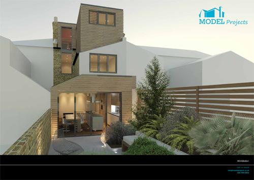 Wimbledon Extension and loft