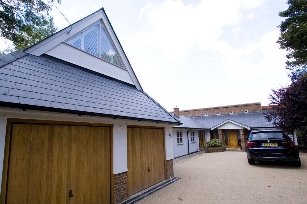 Long Crendon Home Transformation