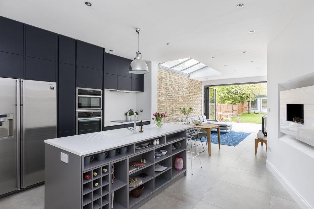 North Barnet Terrace House Transformation