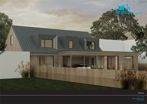 CHICHESTER - New build BUNGALOW
