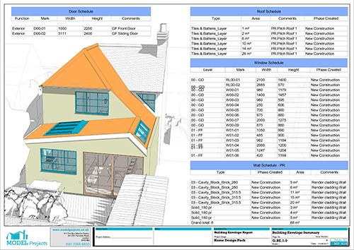 Example Building Envlope 1