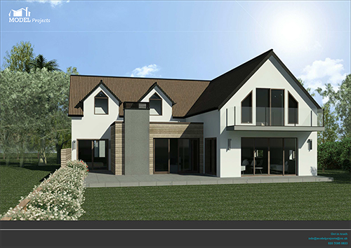 New build - little waldingfield, suffolk