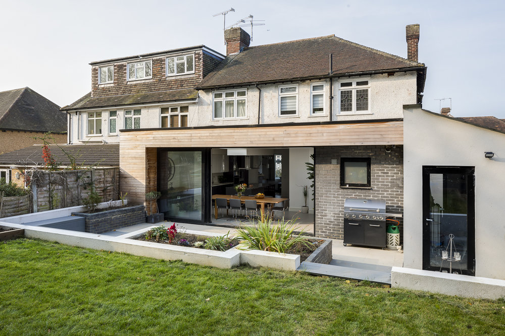 Rear Extension, Woodford Green